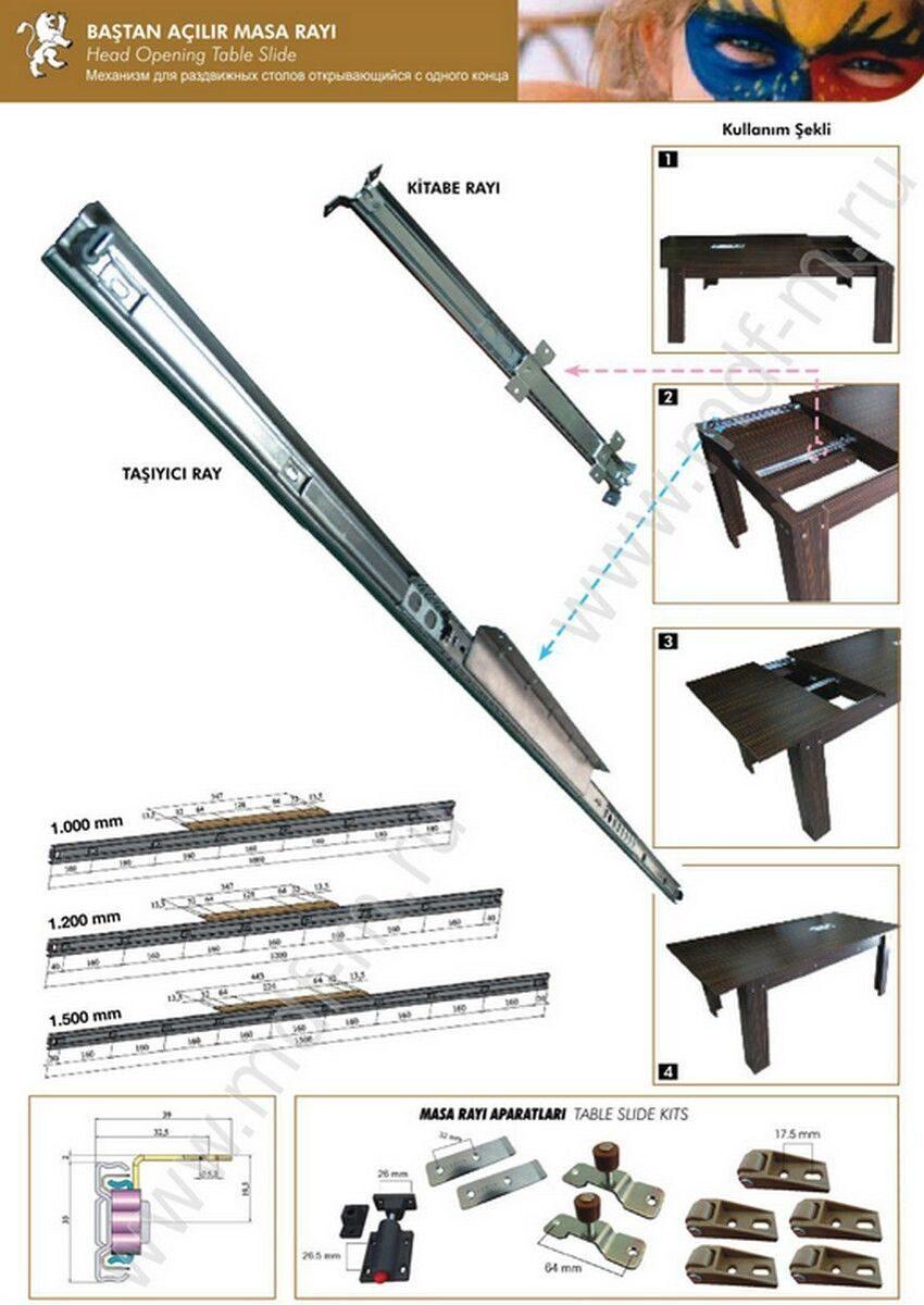 Механизмы для столов трансформеров своими руками 76