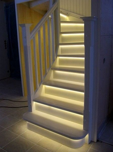 - Iluminacion led escaleras ...
